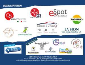 Grazie ai Sostenitori e Partner per la Conference@Show con il centro Educativo Alzheimer di Ragusa