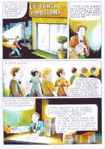 Le illustrazioni sono di Guglielmo Manenti