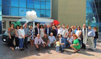 PMG Italia consegna il Fiat Ducato alla Coop. Servizi Alle Famiglie di Ragusa