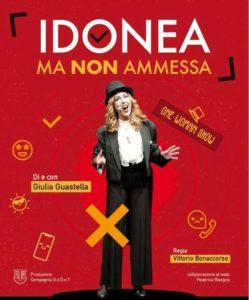 """""""Idonea ma non ammessa"""" con Giulia Guastella"""