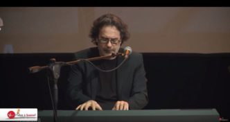 Renato Buccheri presso il Teatro Comunale di Viittoria